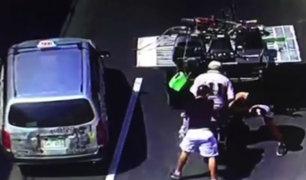 Roba celulares: ni los chatarreros se salvan de delincuentes