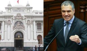 Congreso otorgó voto de confianza a gabinete de Salvador del Solar