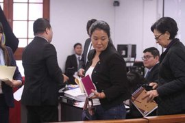 Corte Suprema verá casación de Keiko Fujimori el 26 de abril