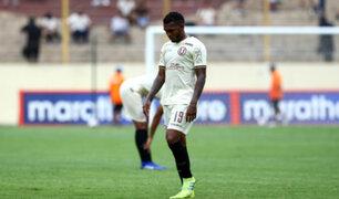 Alberto Quintero fue suspendido por dos fechas y no jugará el clásico ante Alianza Lima