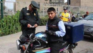La Molina dispone empadronamiento de personal que brinda servicio de delivery