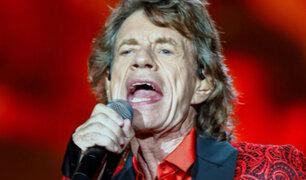 Mick Jagger fue sometido a una operación al corazón de emergencia