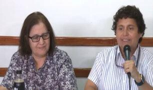 """Susel Paredes: """"Si perdemos el proceso iremos a la corte IDH"""""""