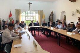 Las Bambas: se inició diálogo entre Ejecutivo, comuneros y minera