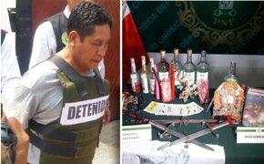 Chosica: capturan a chamán acusado de violar a mujer que lo contrató