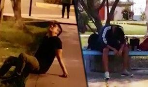 La Molina: vecinos denuncian que universitarios utilizan parque para beber alcohol