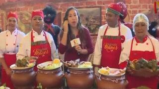 Campo de Marte: comida de las tres regiones en la Feria Manos Peruanas