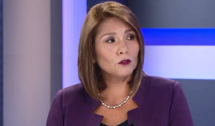 ENTREVISTA | Ministra Bustamante explica cómo fueron las negociaciones con comuneros de Fuerabamba