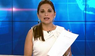 EXCLUSIVO | Documento revelador: los $200 mil de Ollanta a Pepe Paredes