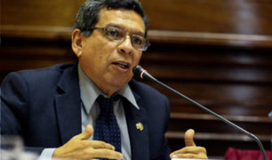 Congresista Cevallos: Fiscalización puede solicitar informe al Ejecutivo sobre consultorías