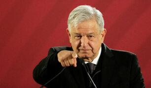 Presidente de México dispuesto a ser mediador de crisis en Venezuela