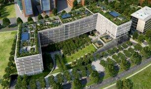 Miraflores promueve construcción de edificaciones con techos verdes