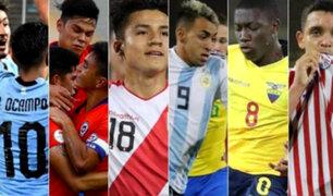 Sudamericano Sub 17: todo sobre la tercera fecha del hexagonal final