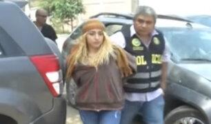 Presunta implicada en asesinato de gestante narró cómo ocurrió el crimen