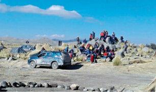 Las Bambas: Gregorio Rojas confirmó la reapertura de la carretera