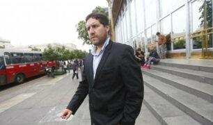 Jorge Paredes Terry: ¿Quién es el asesor de Fuerabamba?