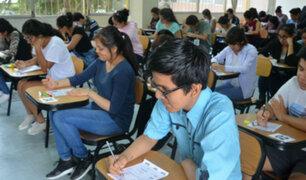 Desarticulan banda de suplantadores a exámenes de universidades