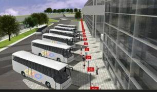 Alcalde Muñoz: plantea construir terminales terrestres en zonas ejes de Lima