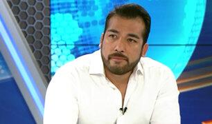 Álvaro Paz de la Barra detalla acciones que tomará contra inseguridad en La Molina