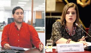 Las Bambas: Mercedes Aráoz pide tener cuidado con Jorge Paredes Terry