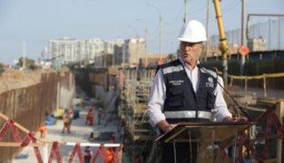 Alcalde Muñoz hizo un balance de sus primeros 100 días de gestión