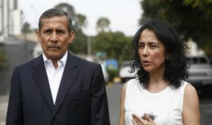 Caso Humala - Heredia: rechazan apelación para incorporar pruebas a investigación