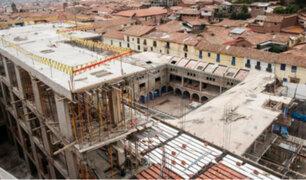 Cusco: Ministerio de Cultura confirma que hotel Sheraton deberá demoler parte de su construcción