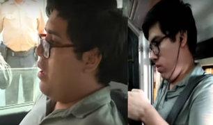 Metropolitano: otra víctima de tocamientos indebidos al interior de bus