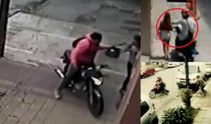 Lima: 1.200 asaltos fueron cometidos en motocicletas en lo que va del año