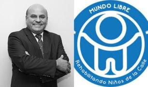 César Campos: Ministra Montenegro, apoyemos al Instituto Mundo Libre
