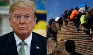 EEUU: juez prohíbe a Trump enviar a México a solicitantes de asilo