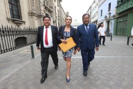 Bancada Unidos por la República perdió inscripción tras renuncia de Miguel Castro