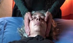 """Ecuador: """"bruja"""" dedica su vida a curar a los enfermos"""