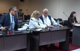 Pedro Pablo Kuczynski pasó control de identidad ante juez de corte especializada