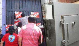 Clausuran crematorio clandestino en La Victoria