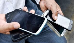 Osiptel y Mininter dan a conocer cronograma para inutilizar celulares robados o perdidos