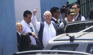Orden de detención preliminar contra PPK no pasó desapercibida para la prensa internacional