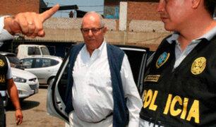 Por caso Odebrecht: Poder Judicial ordenó detención preventiva contra PPK