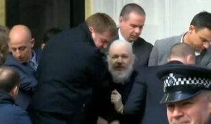 Julian Assange: fundador de Wikileaks detenido tras perder asilo diplomático