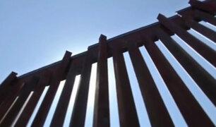 Estados Unidos: Donald Trump pide pintar muro fronterizo