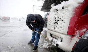 'Bomba ciclónica' provoca estragos en el centro de Estados Unidos