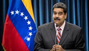 """Estados Unidos da ultimátum a Maduro para dejar el poder en """"corto plazo"""""""
