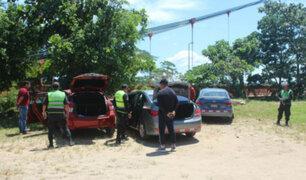 Madre de Dios: detienen a tres sujetos acusados por tráfico ilícito de migrantes