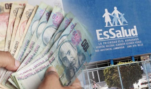 Aprueban cambio que aumenta monto de la CTS para algunos trabajadores de EsSalud