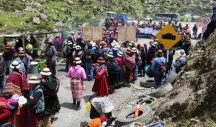 Las Bambas: Gobierno levanta Estado de Emergencia en Challhuahuacho