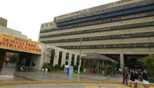 San Borja: incendio en Hospital Neoplásicas dejó dos heridos