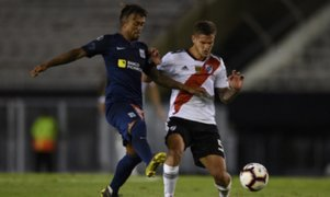 Alianza Lima cayó 3-0 ante River Plate por la Copa Libertadores