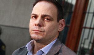 Dictan impedimento de salida del país por 31 meses para Mark Vito