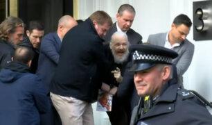 Ecuador: presidente Moreno explicó porqué se le retiró asilo diplomático a Assange