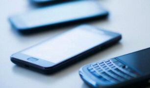 Niños pierden habilidades por uso excesivo de celulares